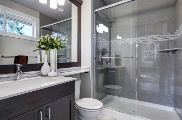 Réalisation d'une salle de bains avec douche à l'Italienne Mâcon