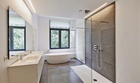 Réalisations de douche à l'italienne Mâcon
